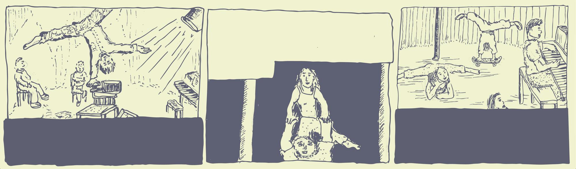 ☝️ a comic I drew in ~2010